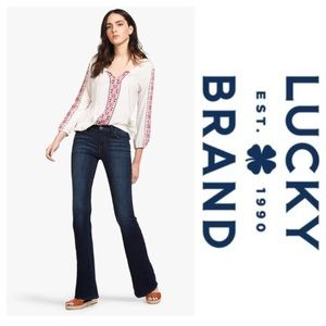 Lucky brand Brooke Flare Jeans. Size 28 (6)